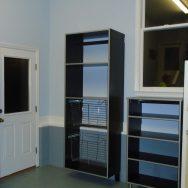 Customer reviews, Unique Custom Closets, custom closet, Custom Closets, Wilmington NC, garage shelving, garage bins