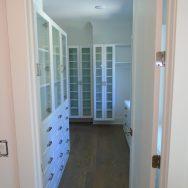 Customer reviews, Unique Custom Closets, custom closet, Custom Closets, Wilmington NC, white walk in closet
