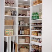 Pantry wall mounted