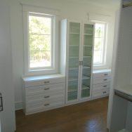 Customer reviews, Unique Custom Closets, custom closet, Custom Closets, Wilmington NC, white closet