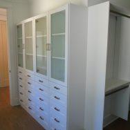 Customer reviews, Unique Custom Closets, custom closet, Custom Closets, Wilmington NC, storage space