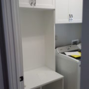 Unique Custom Closets, custom closets Wilmington, Wilmington NC, closet, custom closet shelving, laundry room shelving