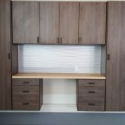 Unique Custom Closets, custom closets Wilmington, Wilmington NC, garage storage, garage accessories, custom garage shelving, garage shelving, Garage, Garage work station, custom work station, tool shelf, tool storage